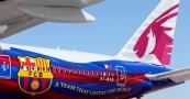 avion-barcelona-qatar-airways