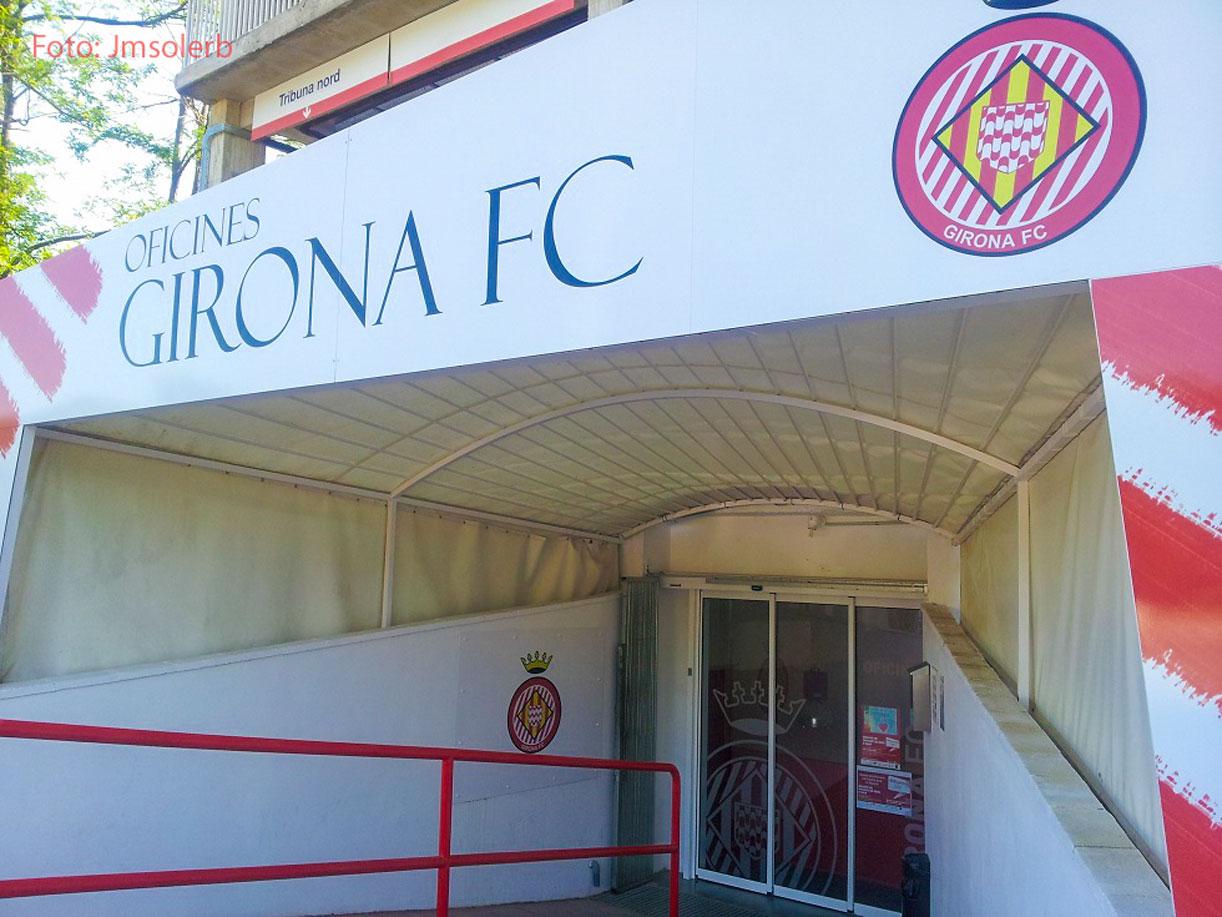 Estadio municipal de montilivi for Oficinas bankia girona