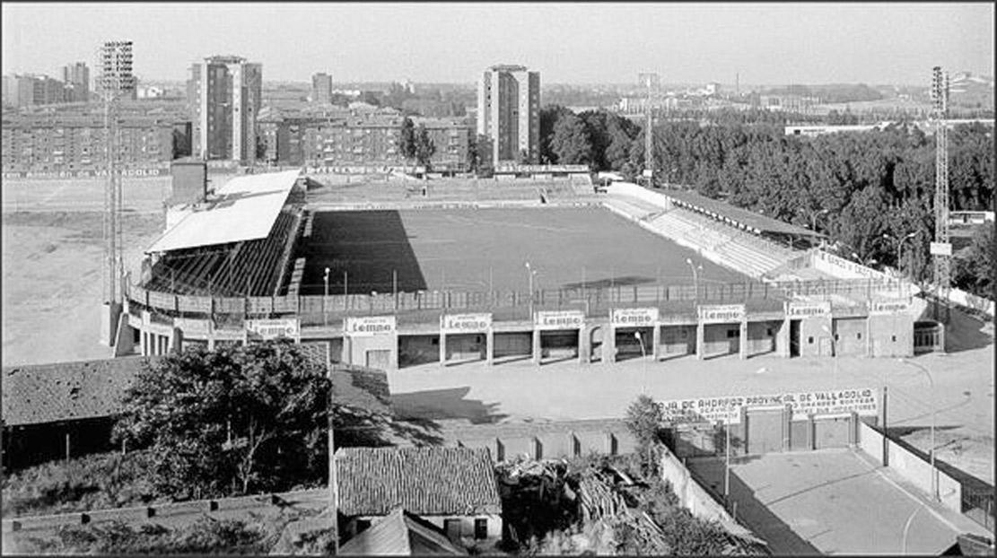 Estadio jose zorrilla - Fotos del real valladolid ...