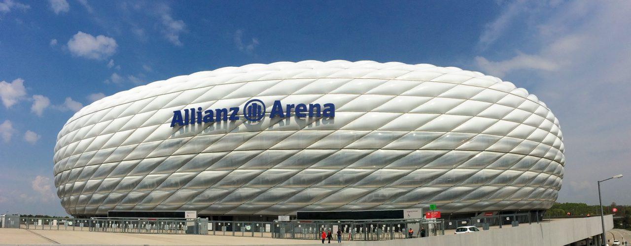 Estadio allianz arena for Estadio arena