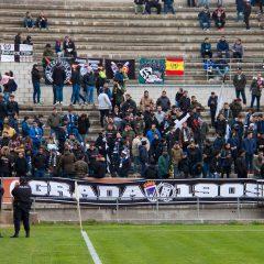 Afición del Badajoz